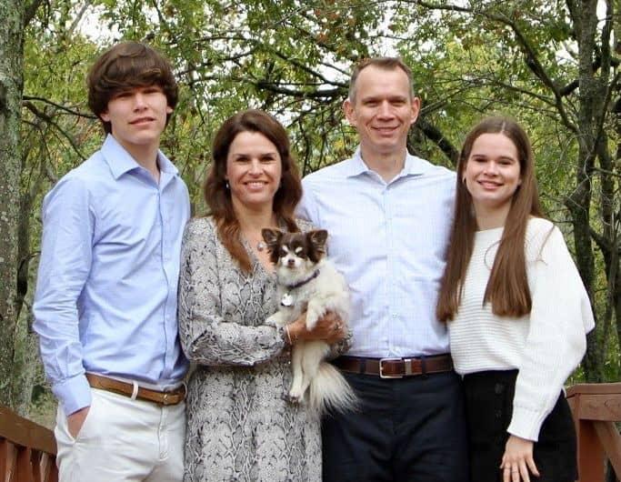 Ed Everett Family