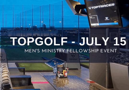 Top Golf Mens Event