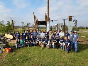 Mens Service Event Houston