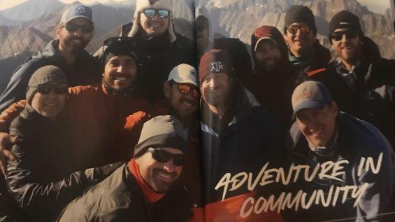 Mens Hiking Retreat Colorado